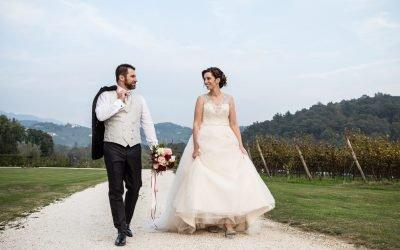 Il matrimonio solidale di Chiara e Ivan